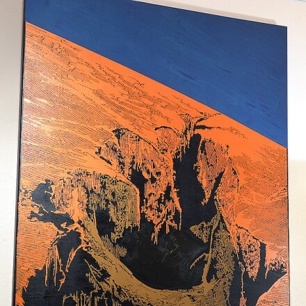 Oil on Canvas - 2014 - 180cm x 120cm