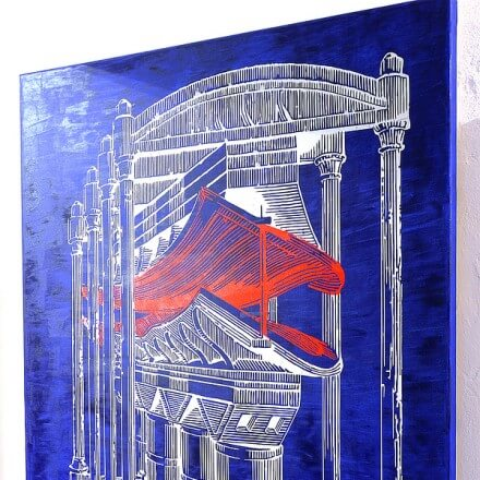 Oil on Canvas - 2014 - 120cm x 90cm