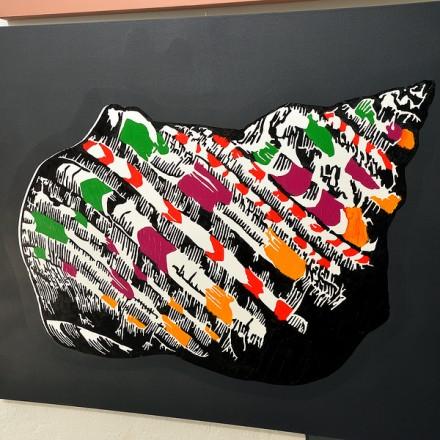 Oil on Canvas - 2014 - 100cm x 120cm