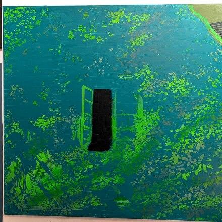 Oil on Canvas - 2014 - 120cm x 160cm