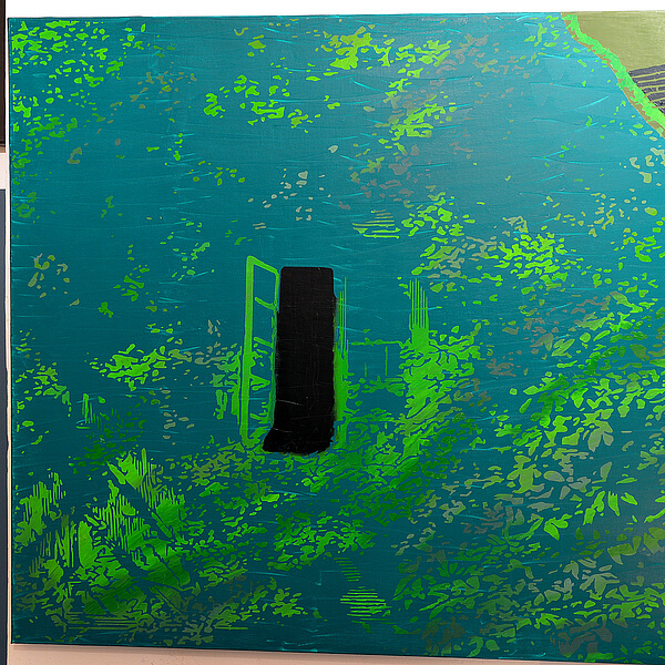 "Painting: ""Odiham"""