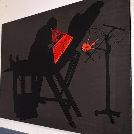 Oil on Canvas - 2014 - 90cm x 120cm