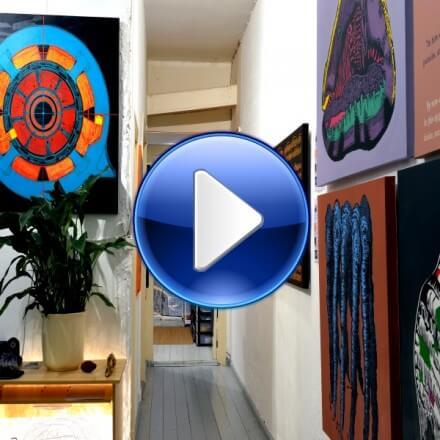 Play Video 'Leo Jahaan - 4992 Hours Exhibition'